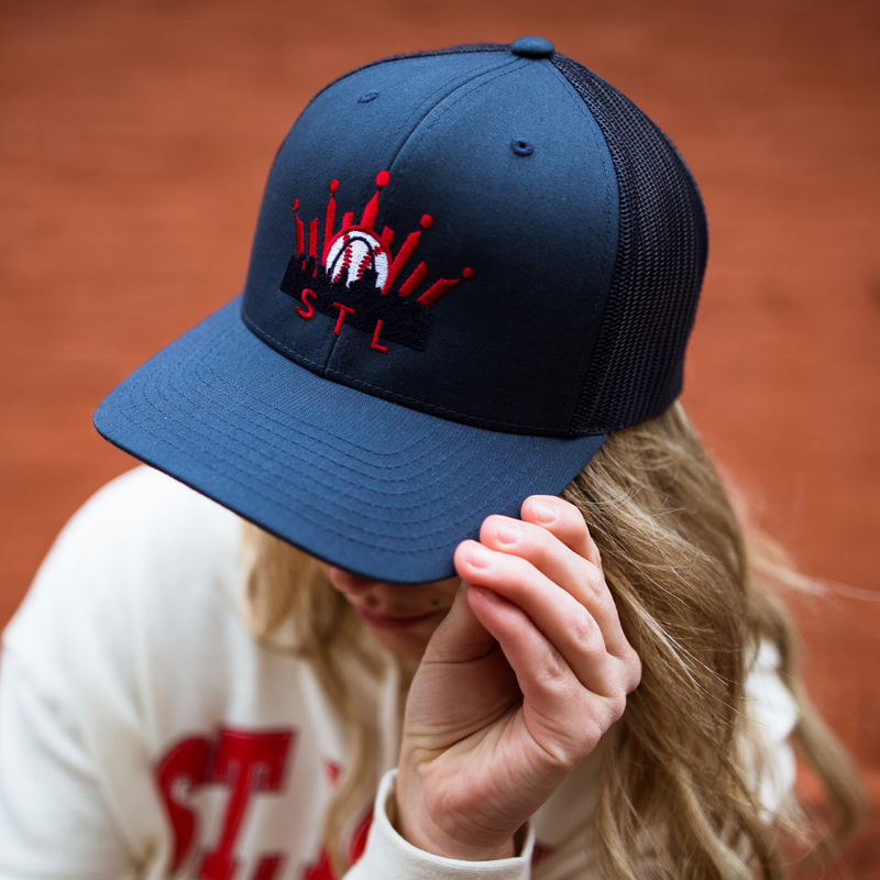 Bud Select Baseball Edition Trucker