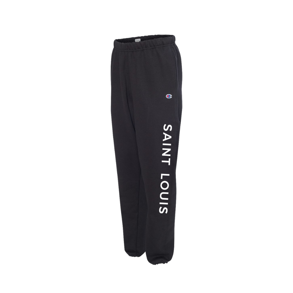 Saint Louis Champion® Reverse Weave Sweatpants