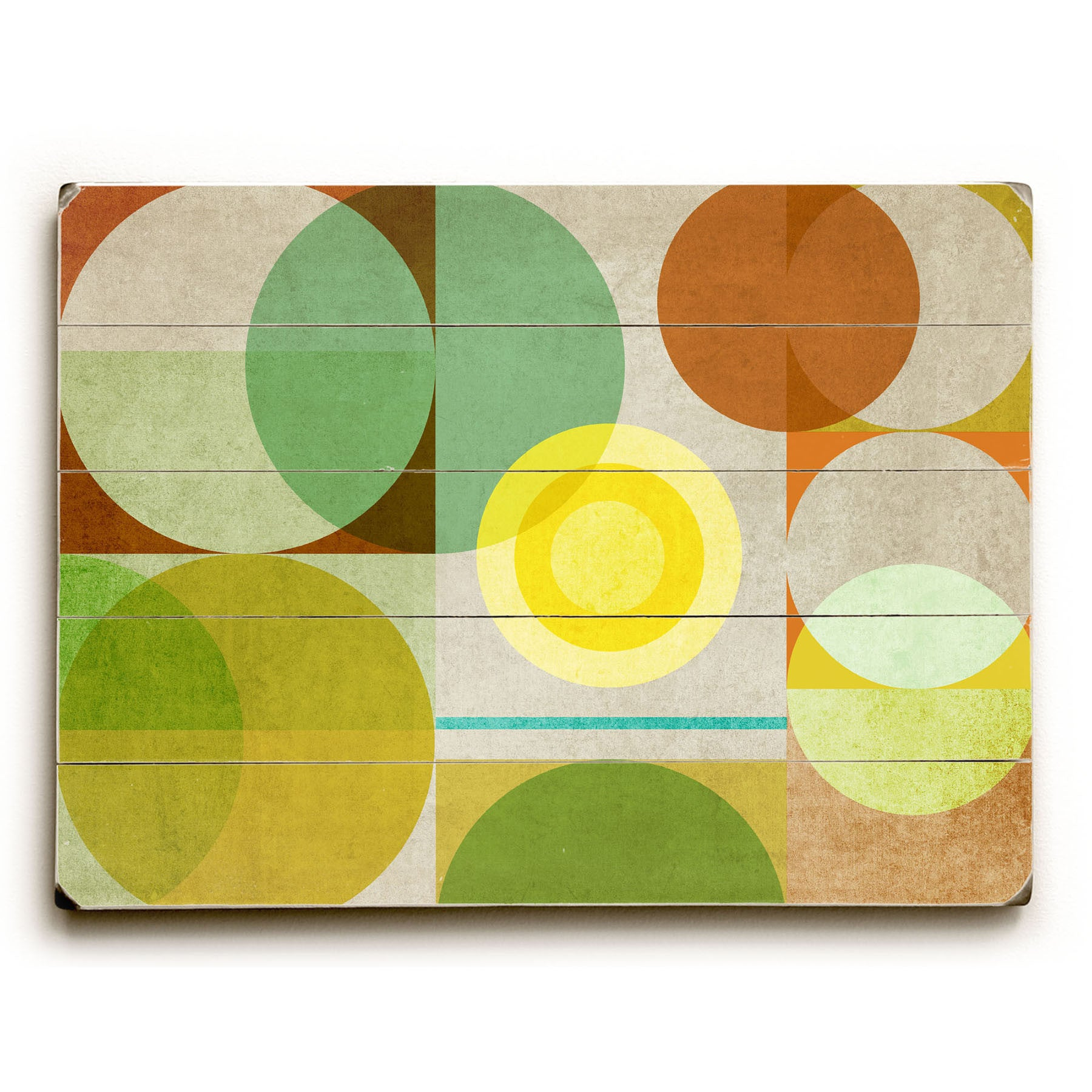 Endless Summer Wood Wall Decor by Terry Fan – onebellacasa