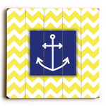 Anchor Wood Wall Decor by Misty Diller