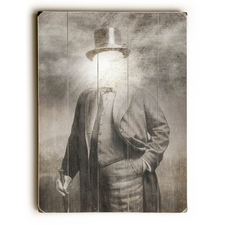 Mr Sunshine Wood Wall Decor by Terry Fan