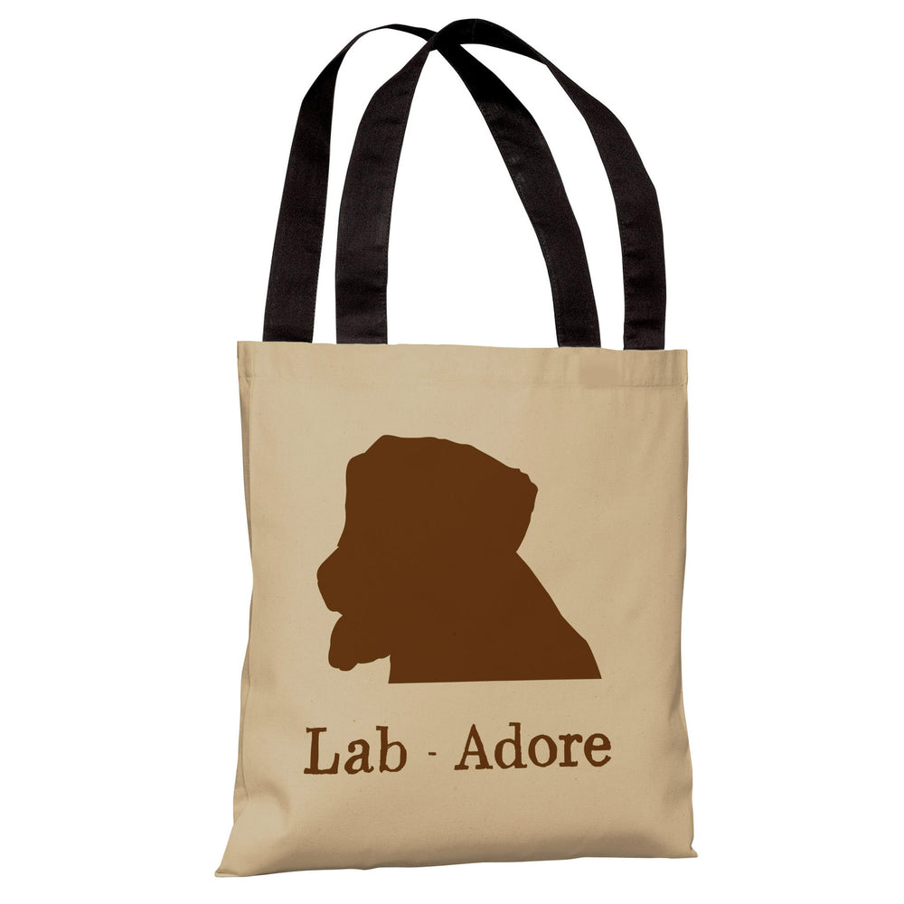 Lab - Adore Tote Bag by OBC