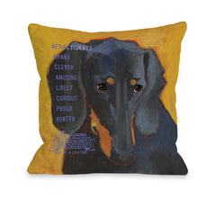 Daschund 3 by OneBellaCasa Affordable Home D_cor