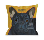 French Bulldog 3 by OneBellaCasa Affordable Home D_cor