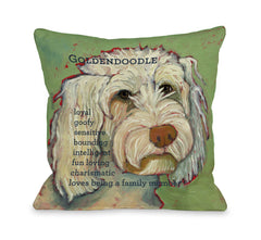Golden Doodle 1 by OneBellaCasa Affordable Home D_cor