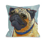 Pug 2 by OneBellaCasa Affordable Home D_cor