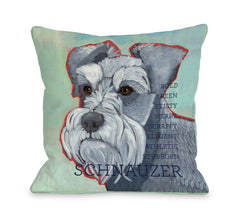 Schnauzer 1 by OneBellaCasa Affordable Home D_cor