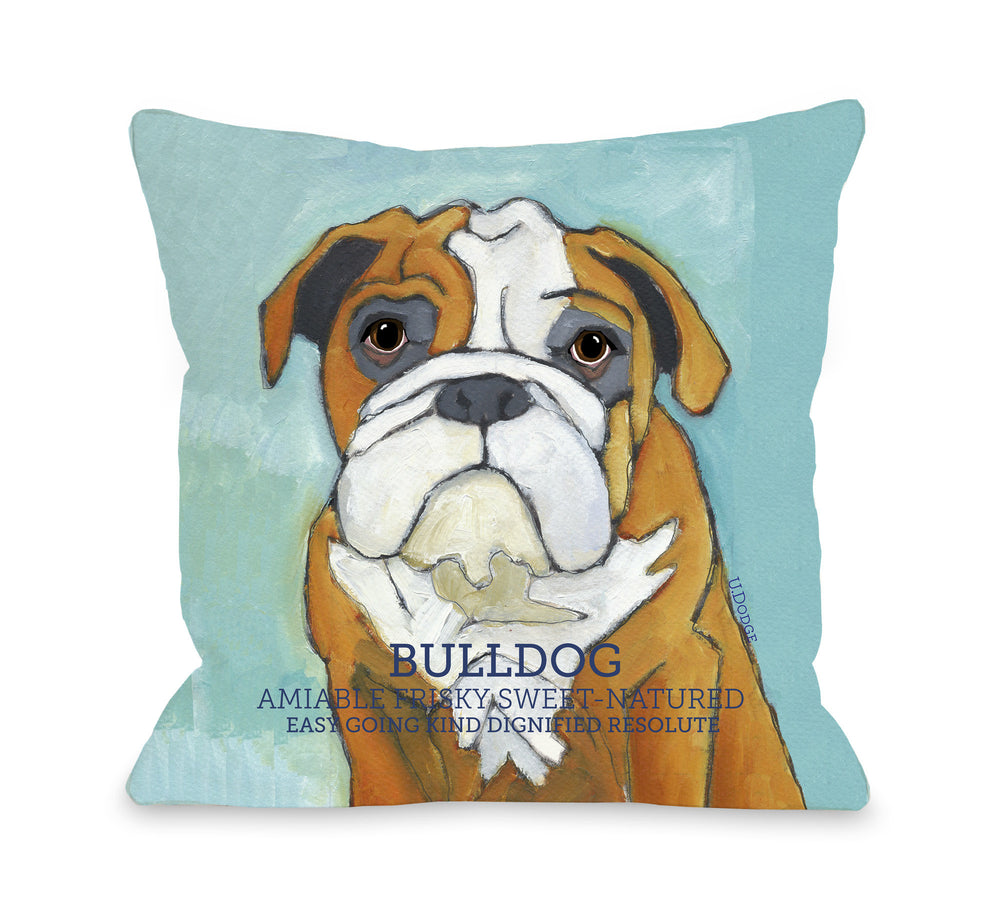 Bulldog 1by OneBellaCasa Affordable Home D_cor