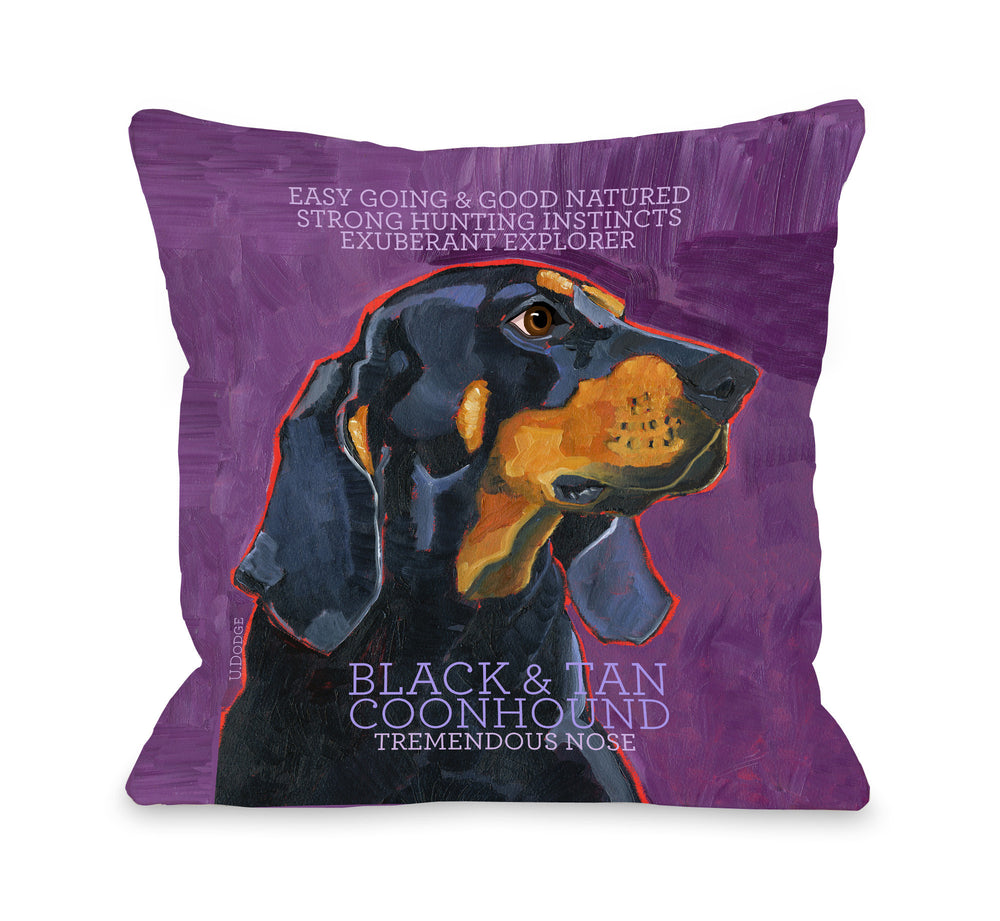 Coonhound 1by OneBellaCasa Affordable Home D_cor
