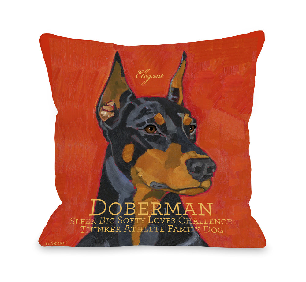 Doberman 1by OneBellaCasa Affordable Home D_cor