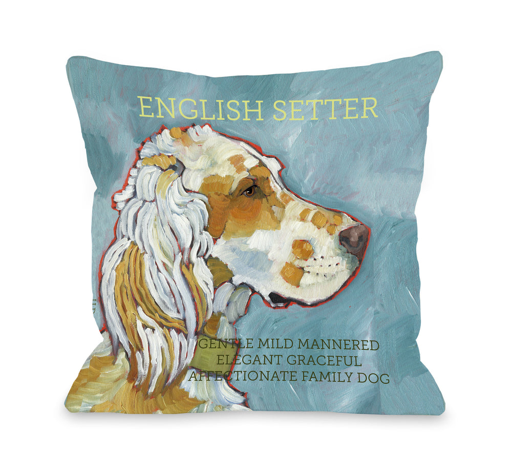 English Setter 1by OneBellaCasa Affordable Home D_cor