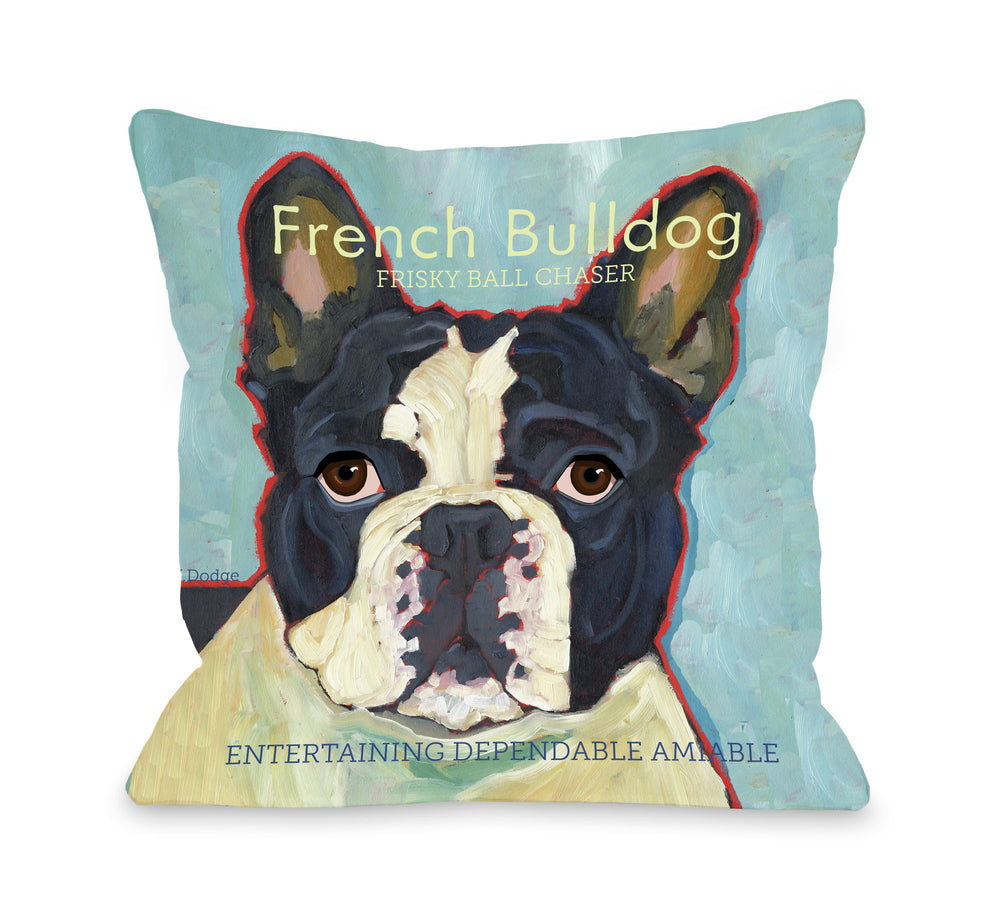French Bulldog 2by OneBellaCasa Affordable Home D_cor