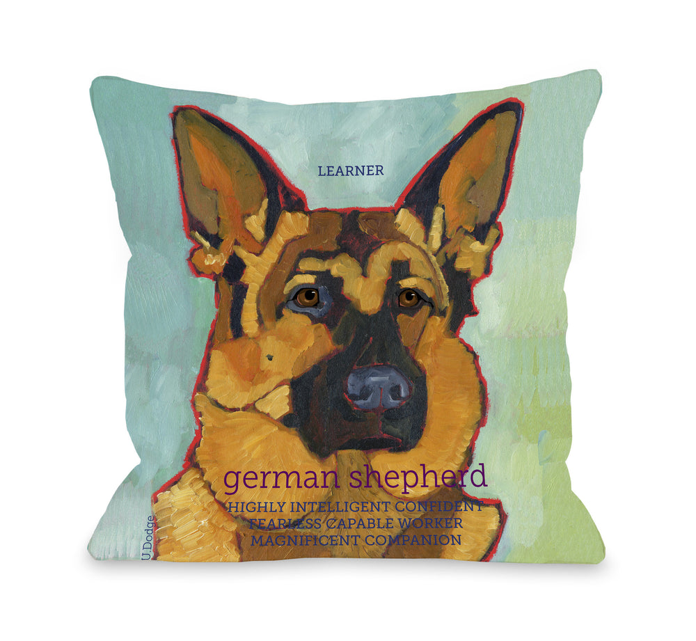 German Shepherd 1by OneBellaCasa Affordable Home D_cor