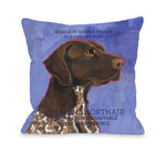 German Shorthair 1by OneBellaCasa Affordable Home D_cor