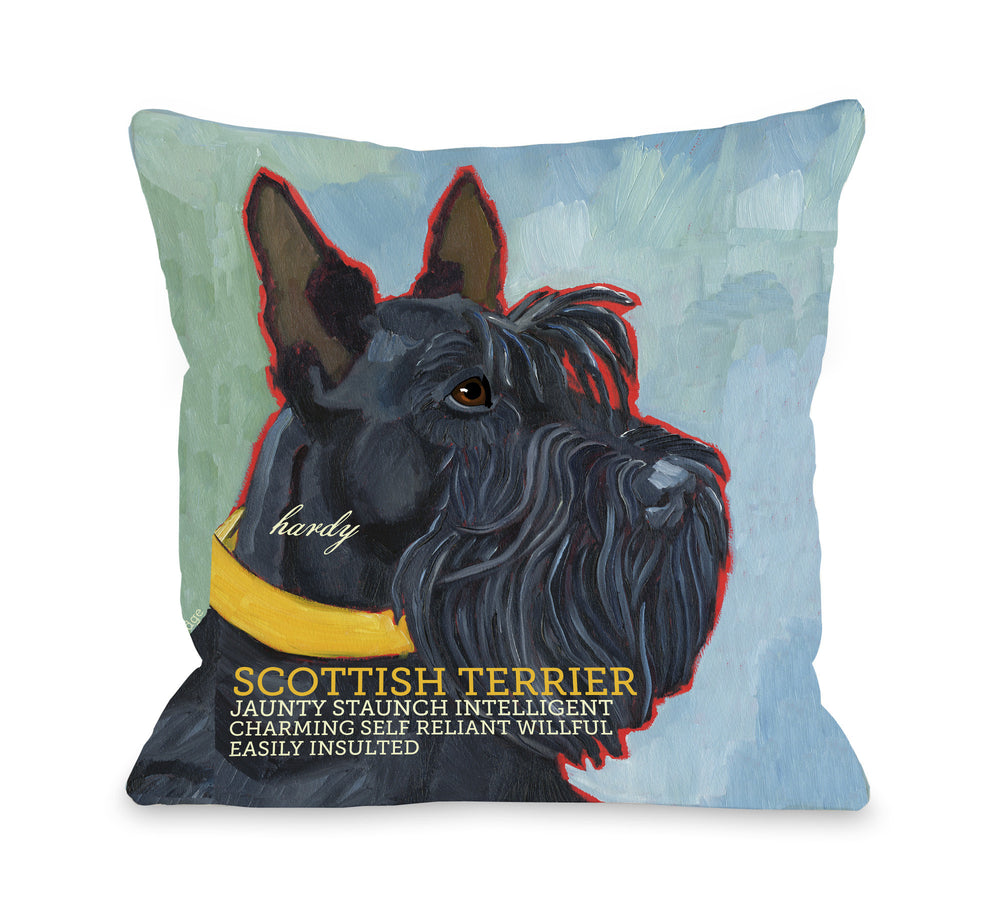 Scottish Terrier 1by OneBellaCasa Affordable Home D_cor
