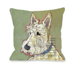 Scottish Terrier 2by OneBellaCasa Affordable Home D_cor