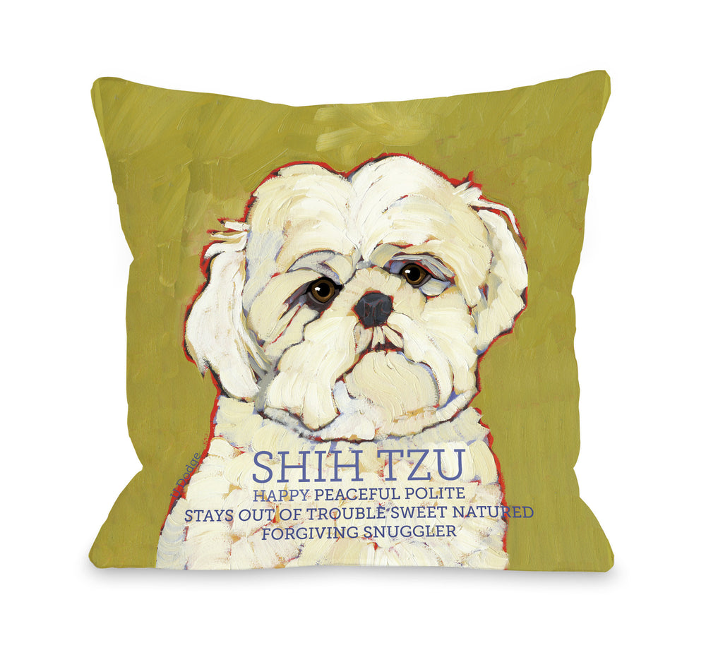 Shih Tzu 1by OneBellaCasa Affordable Home D_cor