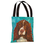 Springer 1 Tote Bag by Ursula Dodge