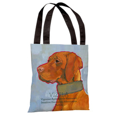 Vizsla 1 Tote Bag by Ursula Dodge
