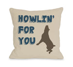 Howlin' For You Dogby OneBellaCasa Affordable Home D_cor