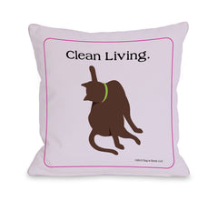 Clean Living Catby OneBellaCasa Affordable Home D_cor