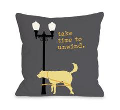 Unwind Dogby OneBellaCasa Affordable Home D_cor