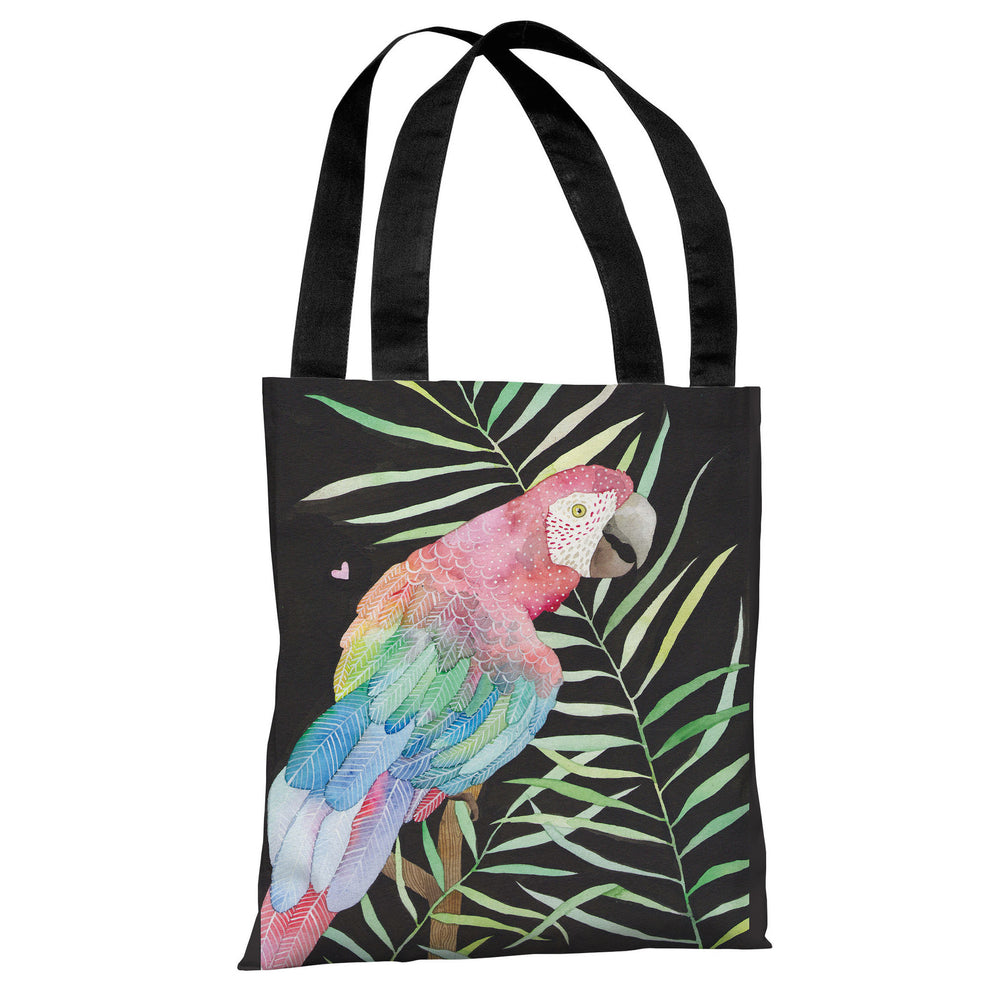 Parrot  Tote Bag by Ana Victoria Calderon