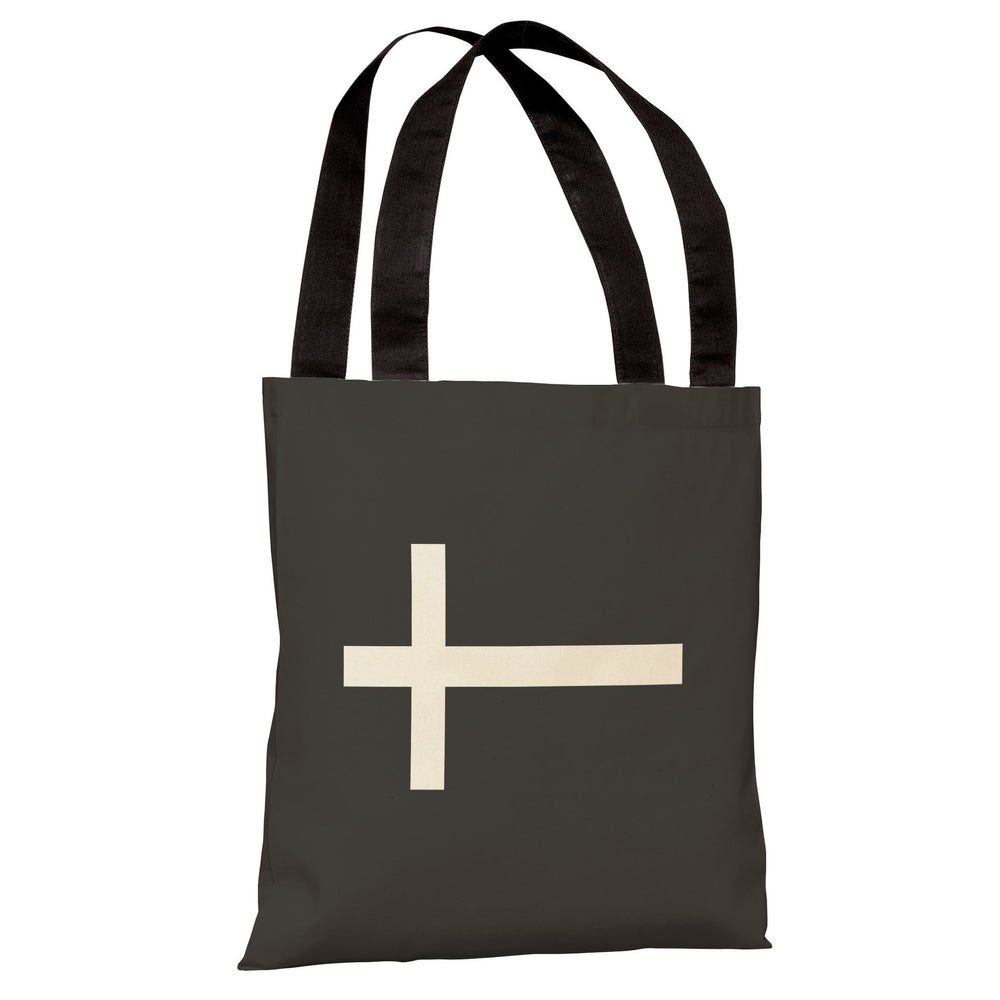 Single Cross  Tote Bag by OBC