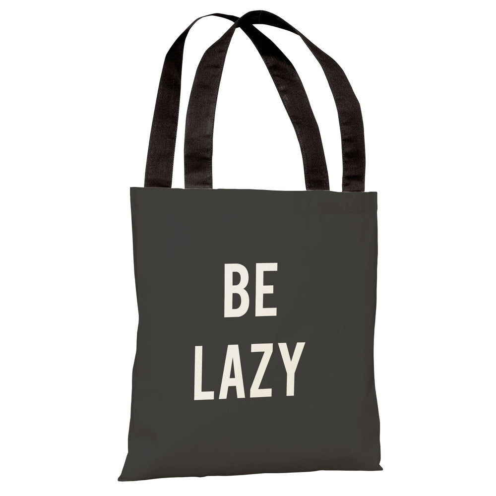 Do Work Vs Be Lazy Reversible  Tote Bag by OBC