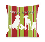 Happy Holidogs by OneBellaCasa Affordable Home D_cor