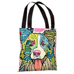Colly Tote Bag by Dean Russo