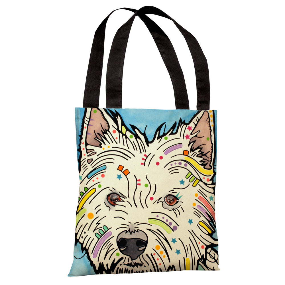 Highland Tote Bag by Dean Russo