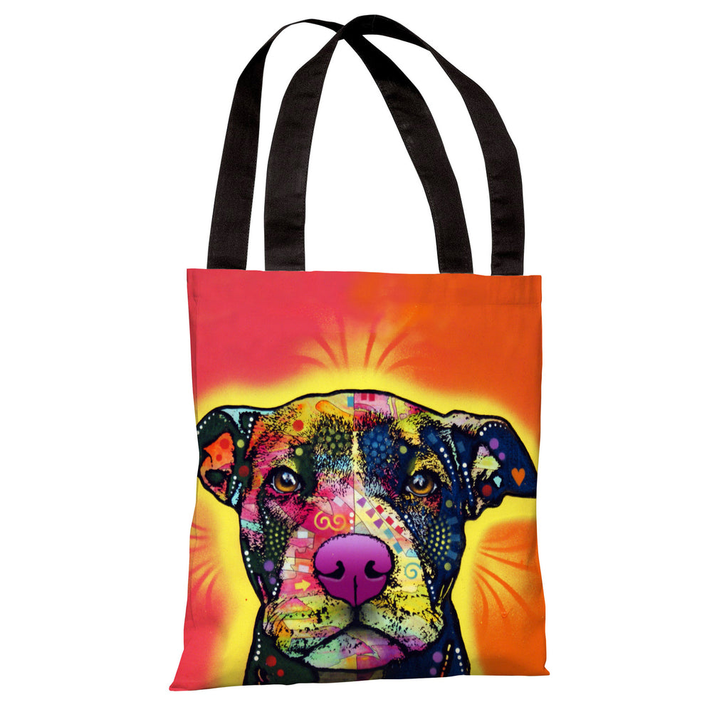 Love a Bull Tote Bag by Dean Russo