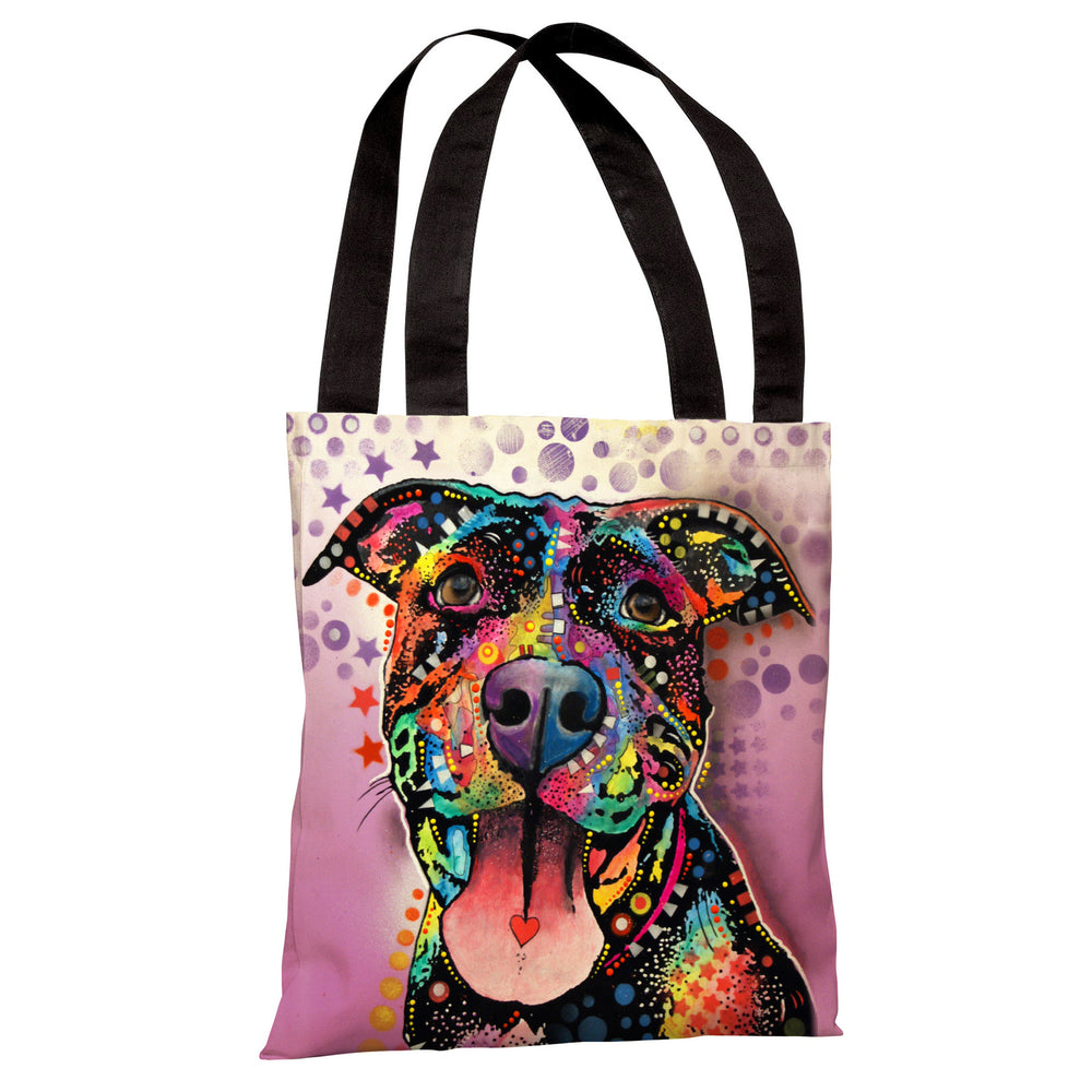 Ms. Understood Tote Bag by Dean Russo