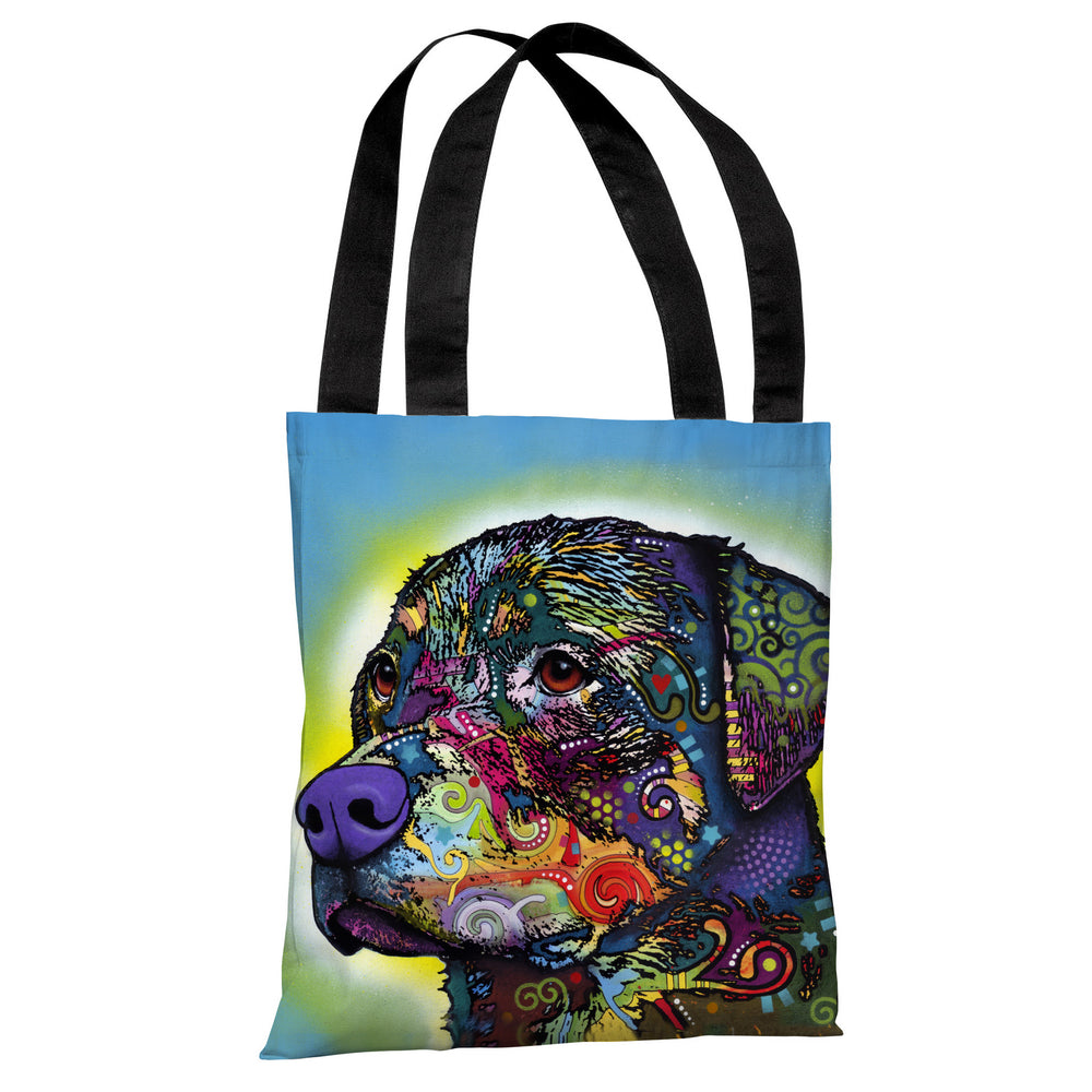 The Rottweiler Tote Bag by Dean Russo