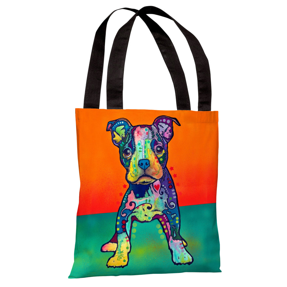 On My Own Tote Bag by Dean Russo