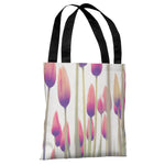 Tulips Tote Bag by OBC