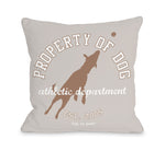 Property of Dog - Naturalby OneBellaCasa Affordable Home D_cor