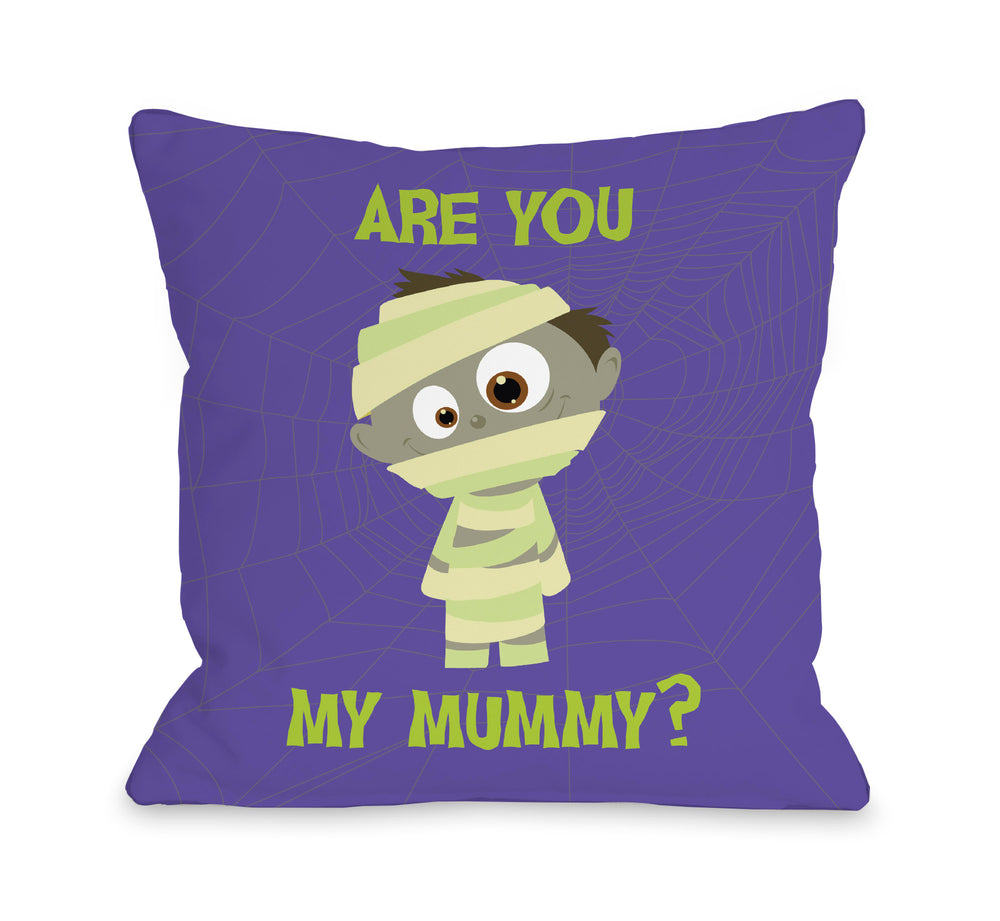 Are You My Mummy - Purple Green by OBC
