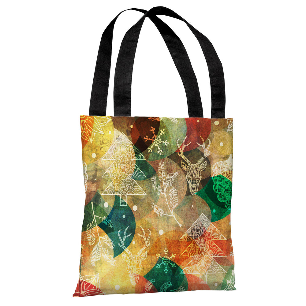 Tis The Season - Multi Tote Bag by OBC