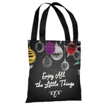 Enjoy All The Little Things - Multi Tote Bag by OBC