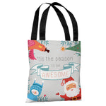 Season of Awesome - Multi Tote Bag by OBC