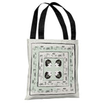 Car Heads - Multi Tote Bag by Judit Garcia Talvera