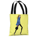 Style File 1 - Multi Tote Bag by April Heather Art