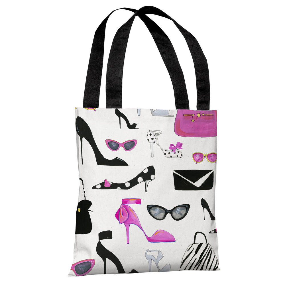 Style File 25 - Multi Tote Bag by April Heather Art