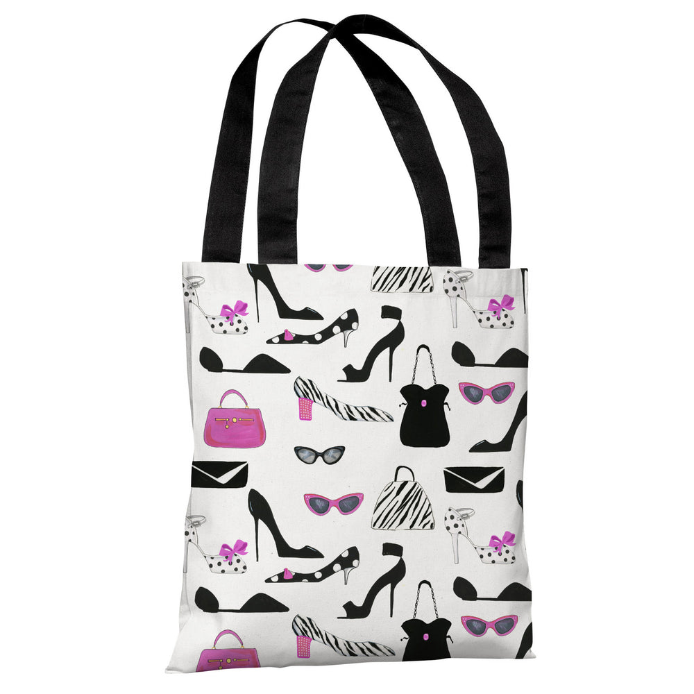 Style File 26 - Multi Tote Bag by April Heather Art