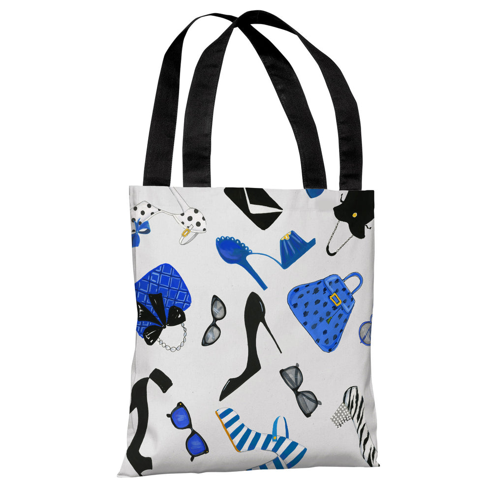 Style File 27 - Multi Tote Bag by April Heather Art
