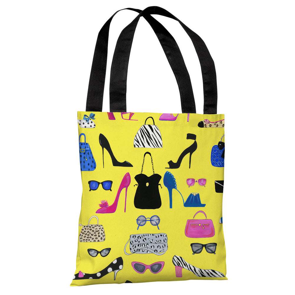 Style File 28 - Multi Tote Bag by April Heather Art