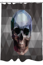 Skullica Shower Curtain by OBC