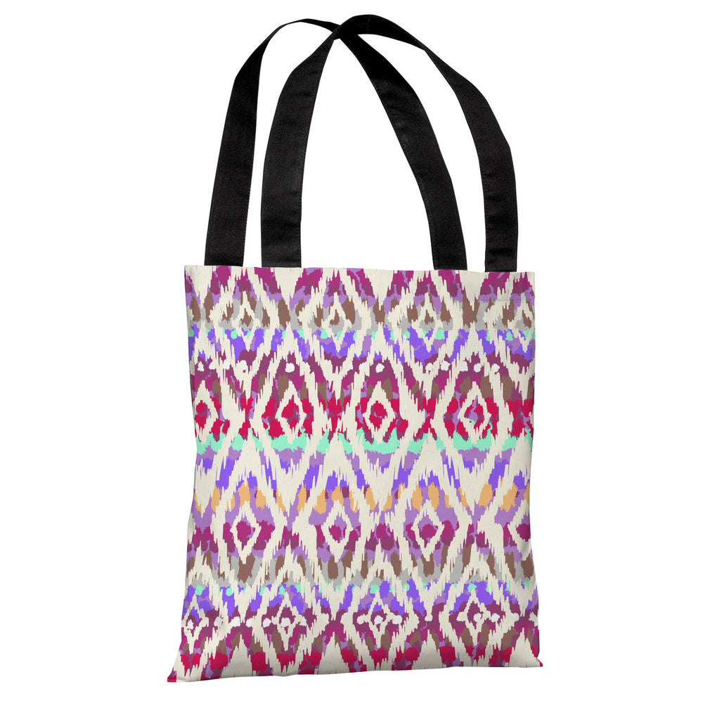 Wild Child - Multi Tote Bag by OBC